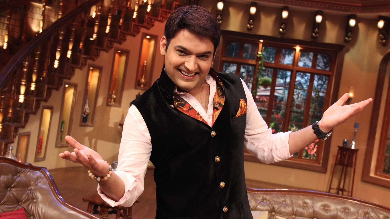 comedy nights with kapil not on colors