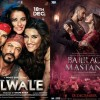 Bajirao Mastani & Dilwale 35th Day Collection, 5 Weeks Total Earnings