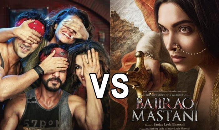 dilwale vs bajirao mastani movie promotion