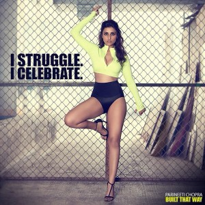 Parineeti Chopra Body Pics