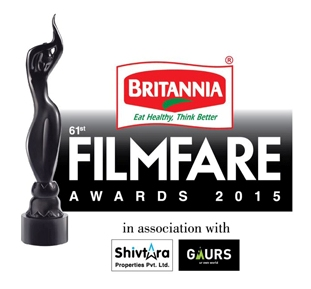 Britannia 61st Filmfare Awards will be hosted by Shahrukh Khan and Kapil Sharma