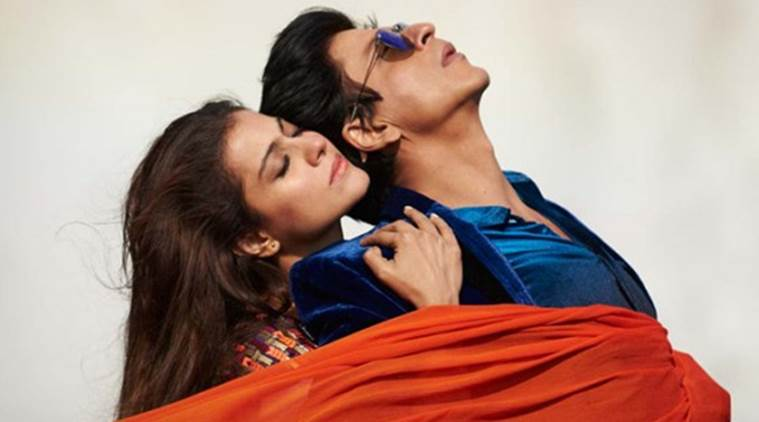 dilwale movie shahrukh and kajol