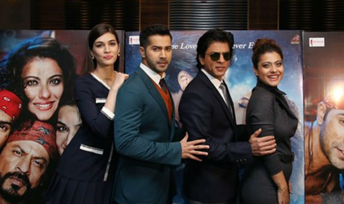Dilwale 3 weeks total collection