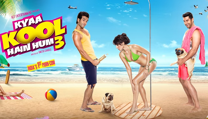 Kyaa Kool Hain Hum 3 Advance Ticket Booking