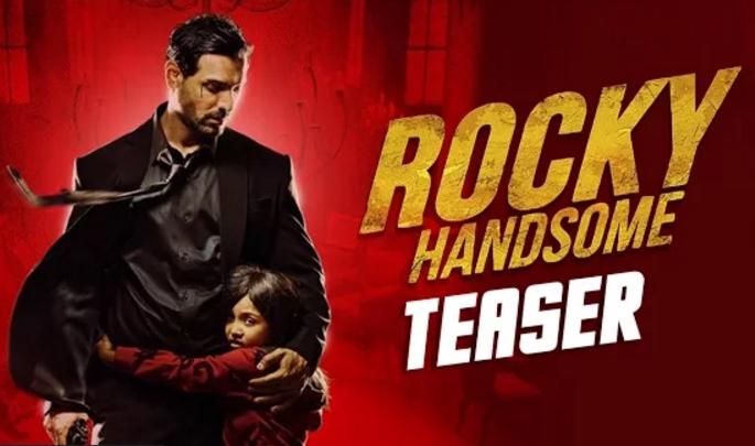 rocky handsome teaser reviews