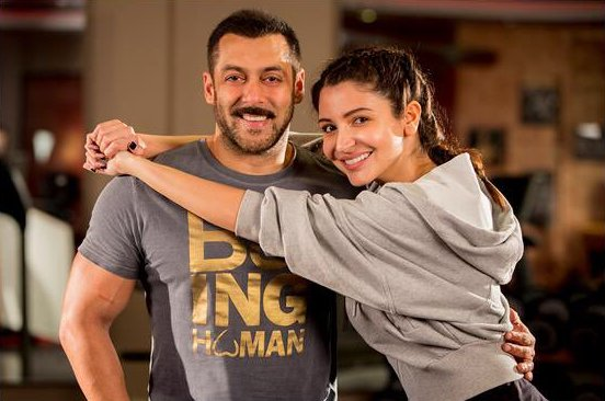 sultan salman khan and anushka sharma