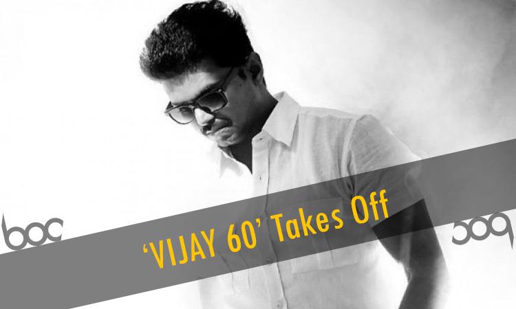 vijay 60 poster