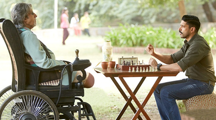 Wazir First Day Box Office Collection