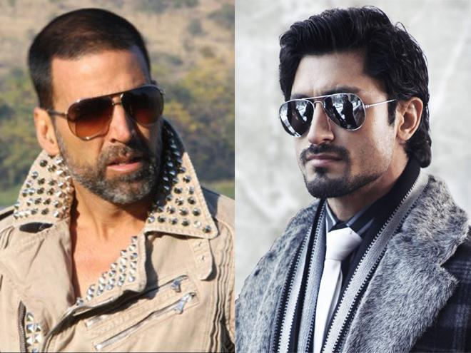 akshay kumar and vidyut jamwal together