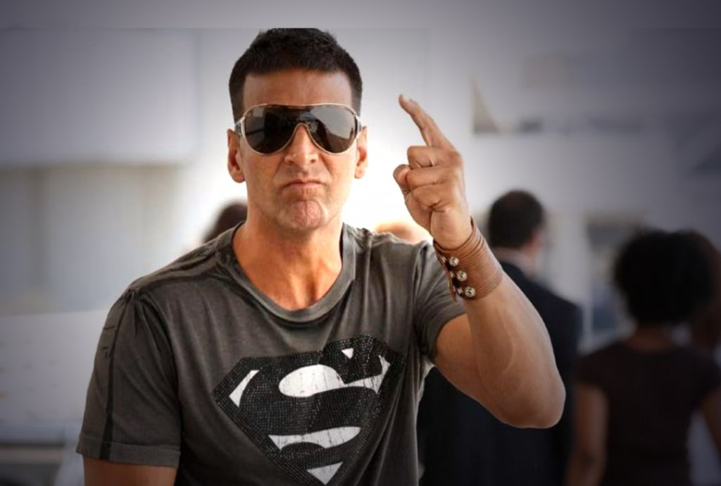 Akshay Kumar to start ...