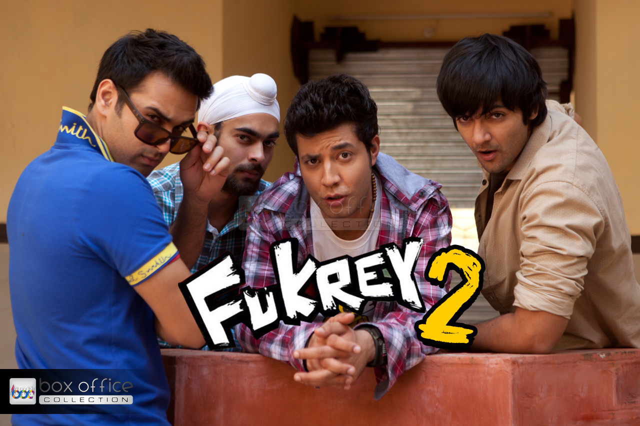 fukrey sequel
