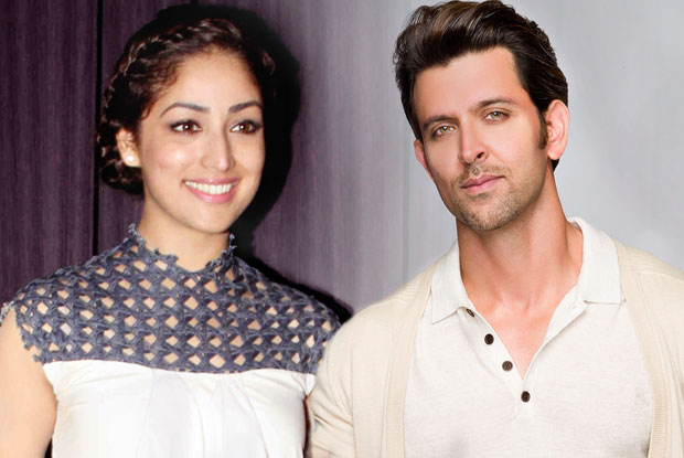 hrithik roshan and yami gautam in kaabil
