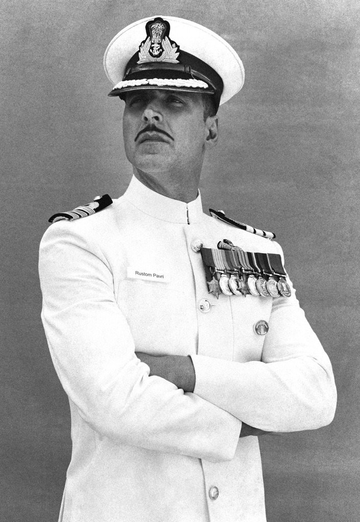 rustom first look