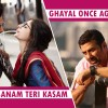 Ghayal Once Again Vs Sanam Teri Kasam 1st Day Collection Prediction