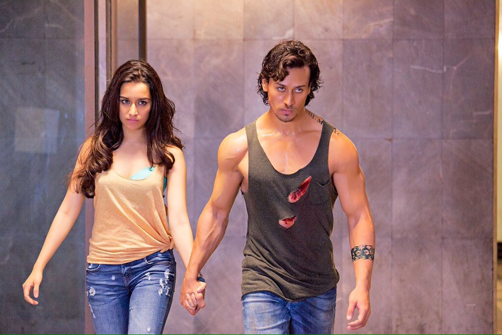 Tiger Shroff Ki Sexy Photo