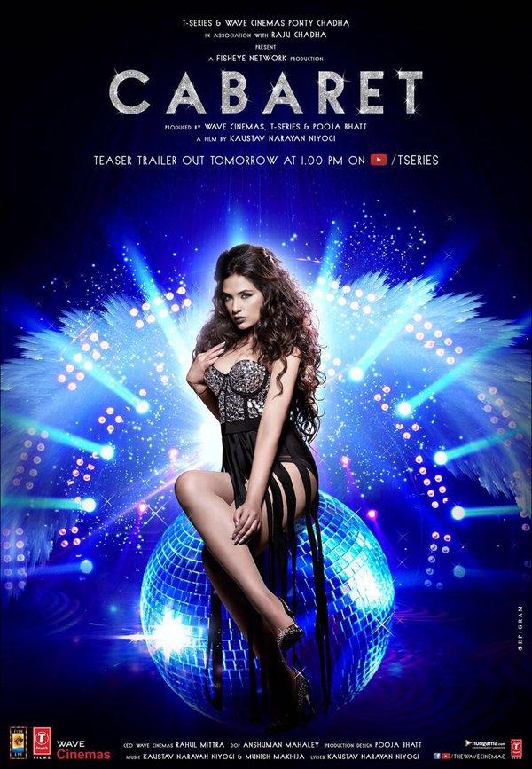 cabaret official poster