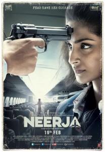 neerja new poster