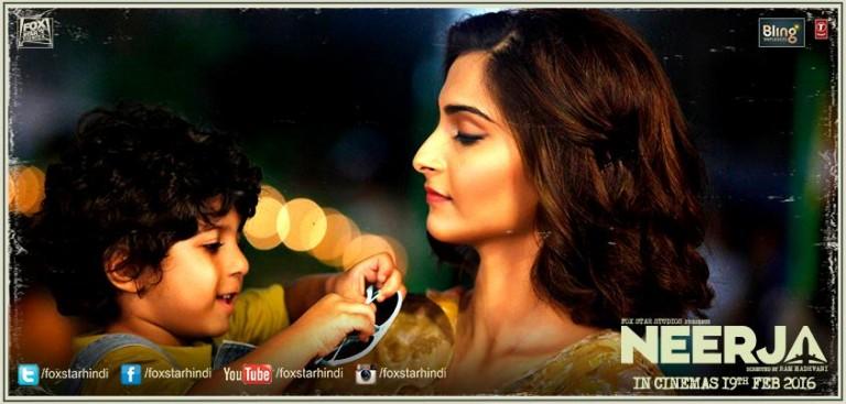 Neerja (2016) Full Movie Hindi Watch Online Free