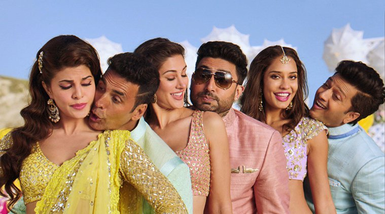 Housefull 3 Total Screens
