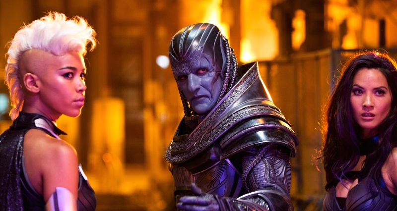 X Men Apocalypse Box Office Collection India