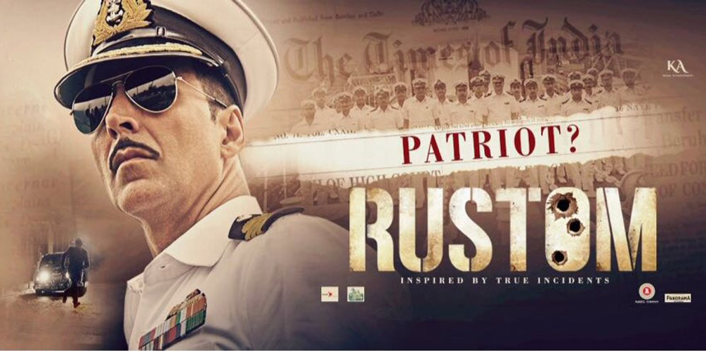 Rustom Official Trailer 30 June
