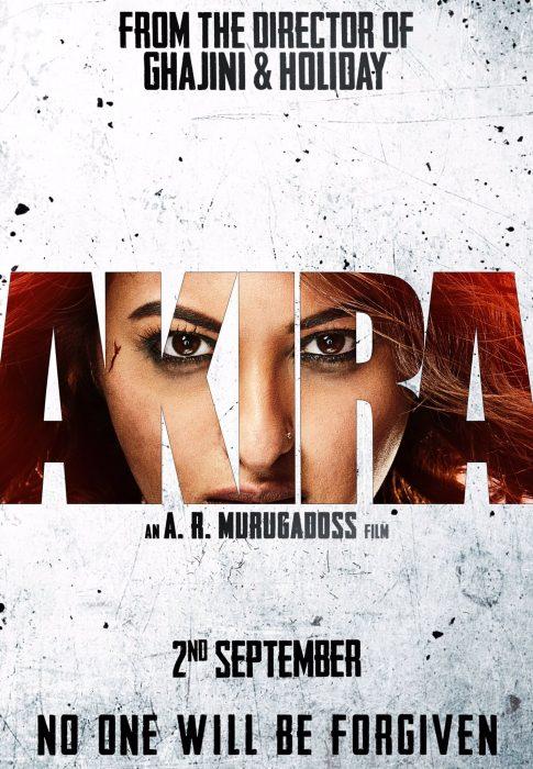 Akira Movie Teaser Poster