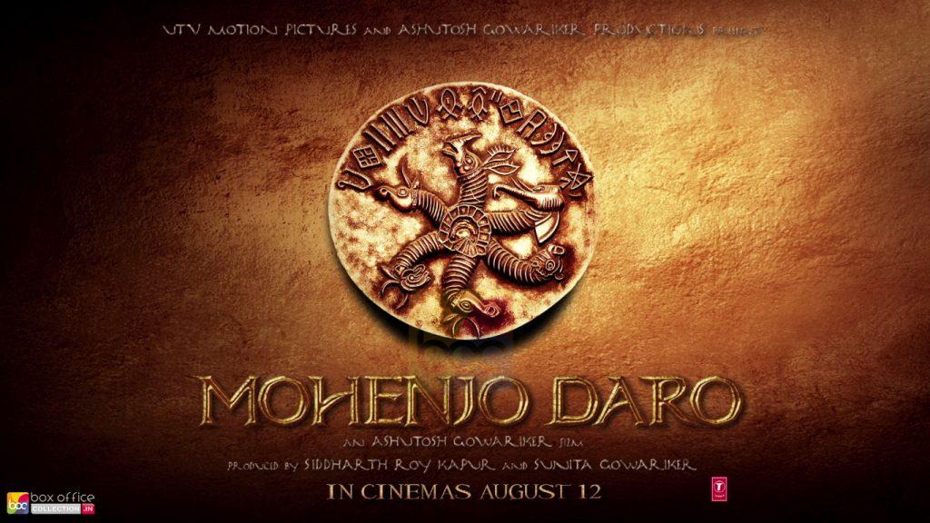 Mohenjo Daro Movie Logo