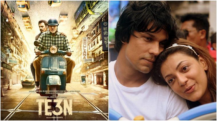 TE3N (Teen) & Do Lafzon Ki Kahani Box Office Collection