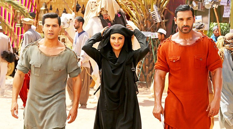 Dishoom 2nd Day Collection