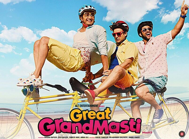 Great Grand Masti-15July