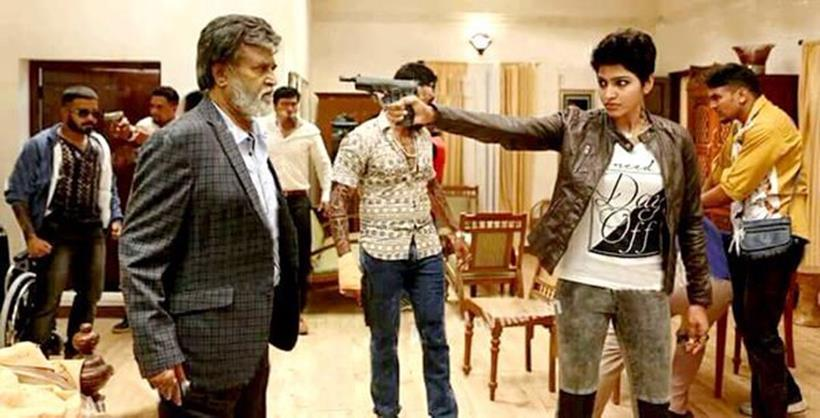 Kabali 6th Day Collection