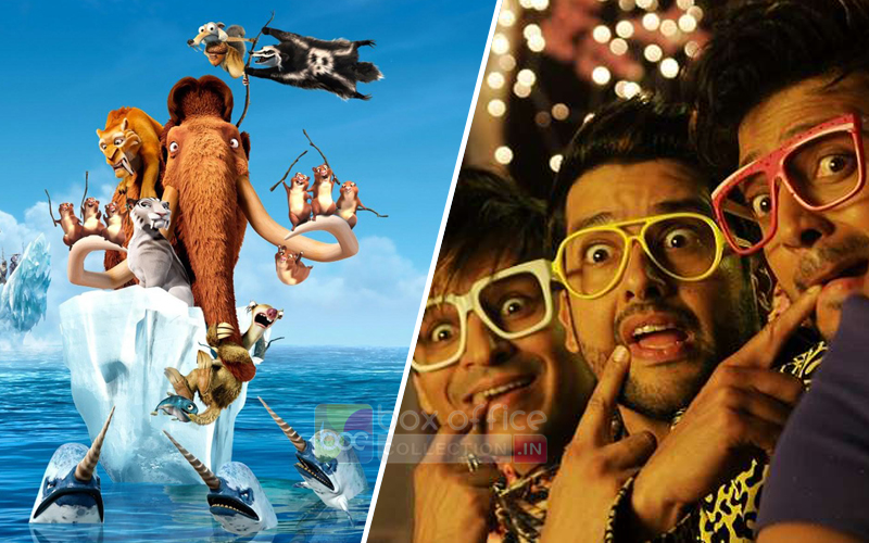 Masti 3 & Ice Age 5 Box Office Collection1