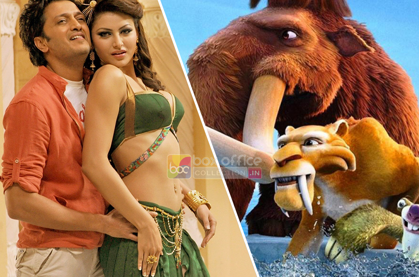 Masti 3 & IceAge 5 Box Office Collection