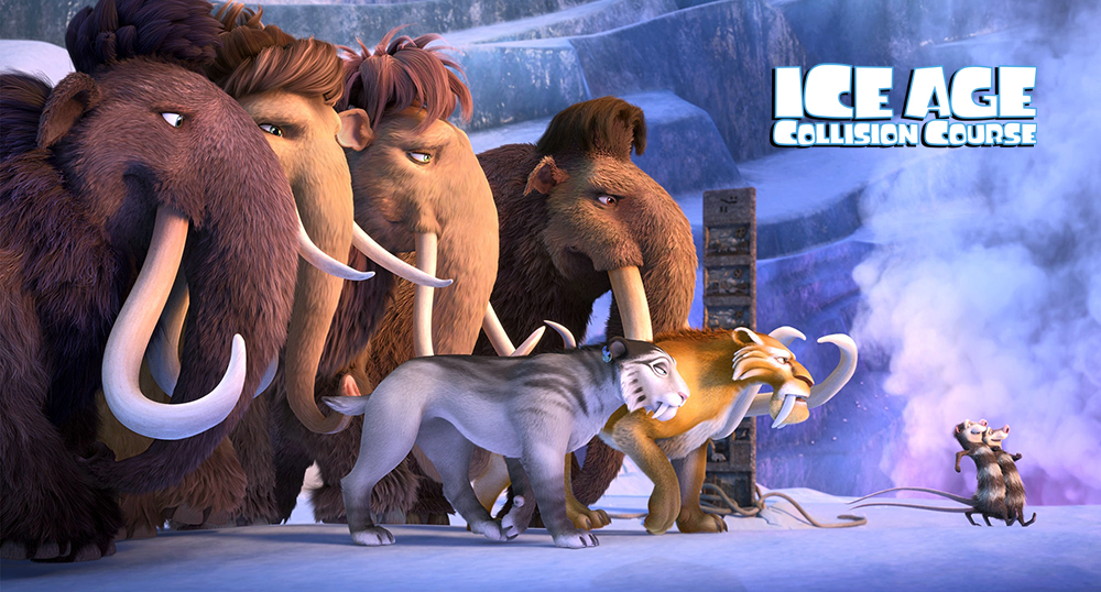 Ice Age Collision Course July 15
