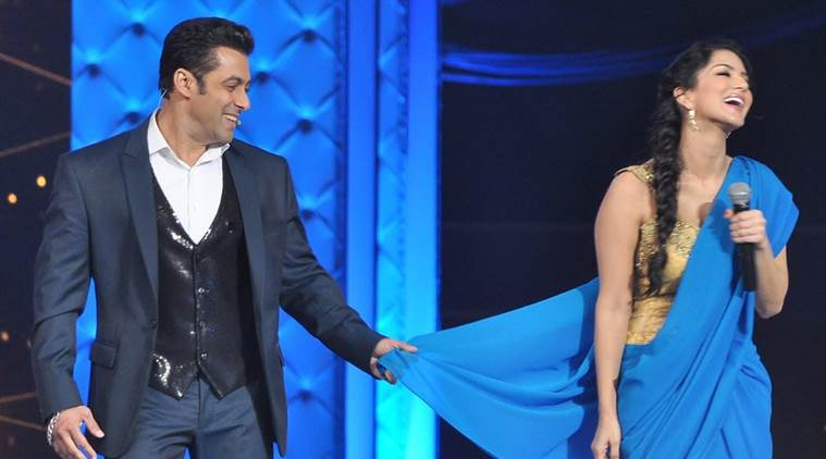 Salman Khan & Sunny Leon Most Searched Indian Actors