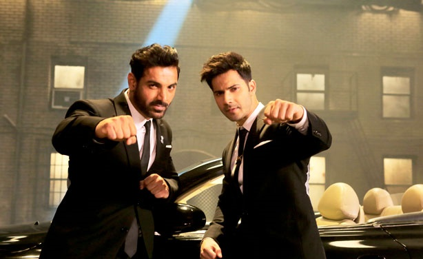 Dishoom 6th Day Collection