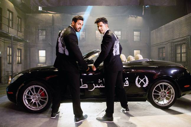 Dishoom 8th Day Total Collection