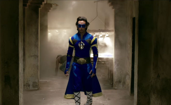Flying Jatt 7th Day Total Collection