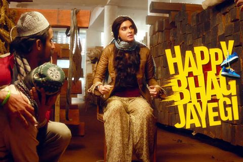 Happy Bhag Jayegi 10th Day Total Collection
