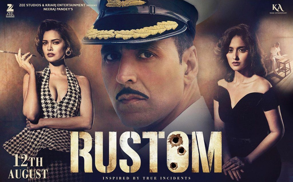 rustom 1st day collection, rustom first day collection, rustom opening day collection, rustom friday collection, rustom box office collection, rustom total collection