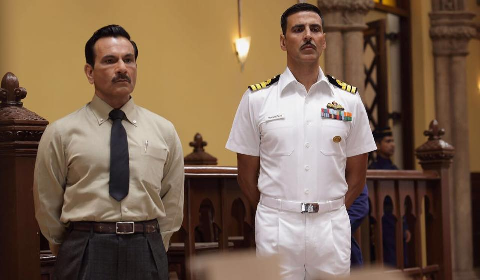 rustom 6th day collection, rustom sixth day collection, rustom box office collection, rustom total collection, rustom 6 days total collection, rustom wednesday collection