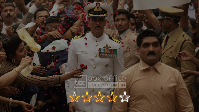 rustom review, rustom movie review, rustom star rating, rustom boc india review, rustom box office collection review, rustom box office review, rustom response