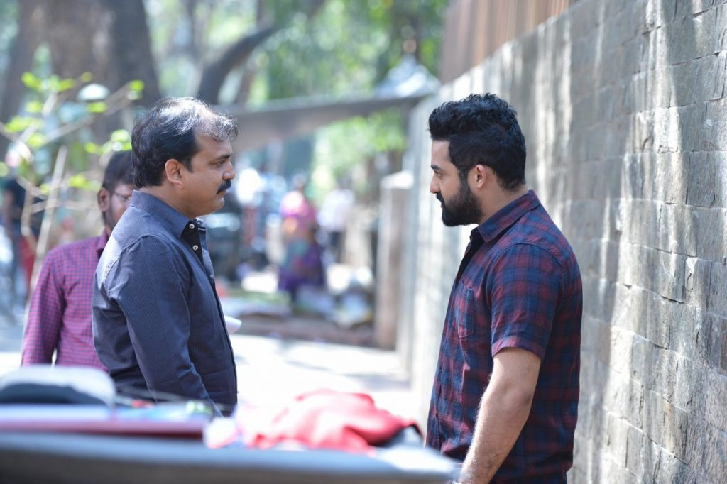 Janatha Garage Third Day Collection