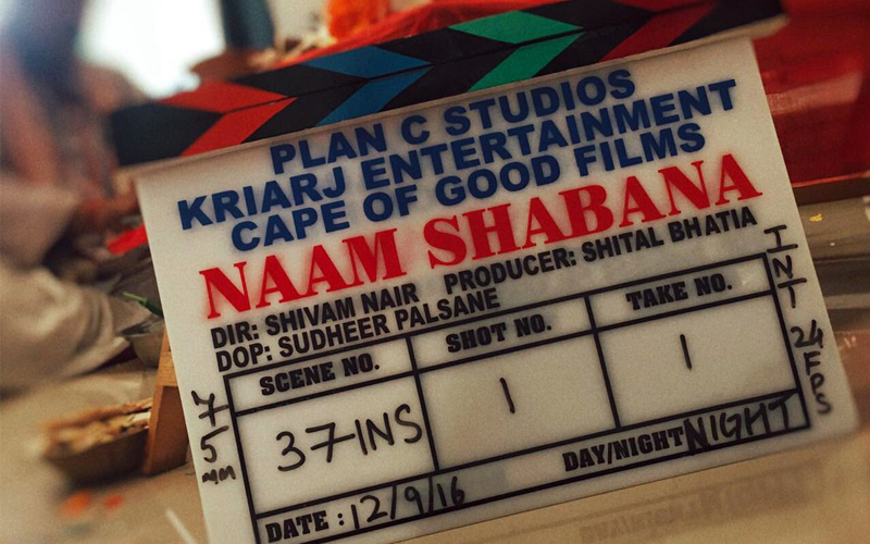 Taapsee Pannu's Naam Shabana Goes on Floor, Prequel of Akshay Kumar's Baby