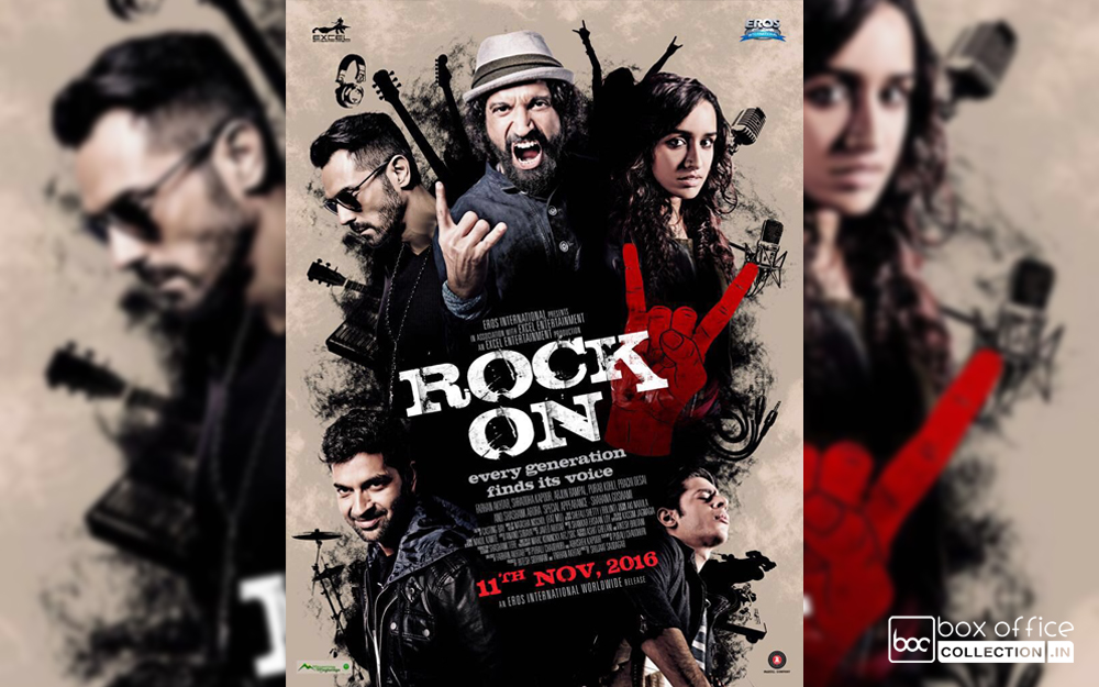 Rock On 2 First Look