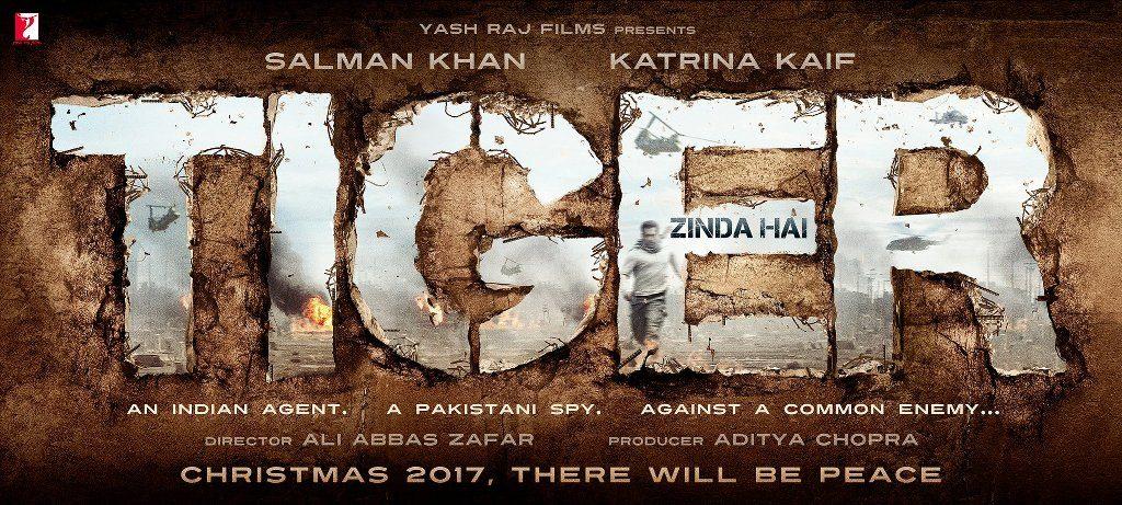 Tiger Zinda Hai Release Date- 22 December 2017