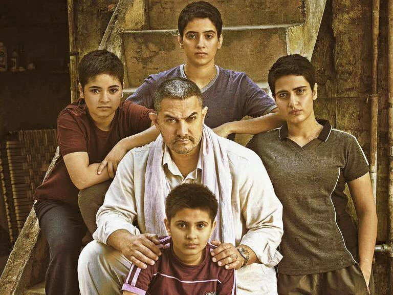 Aamir Khan's Dangal Official Trailer