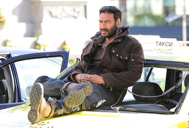 Shivaay 1st Day Box Office Collection