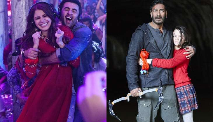 shivaay 22nd day collection, shivaay 4th friday collection, shivaay box office collection, shivaay total collection, ae dil hai mushkil 22nd day collection, ae dil hai mushkil box office collection, ae dil hai mushkil total collection, ae dil hai mushkil 4th friday collection