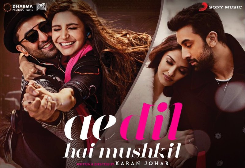 ae dil hai mushkil 16th day collection, ae dil hai mushkil sixteenth day collection, ae dil hai mushkil 3rd saturday collection, ae dil hai mushkil box office collection, ae dil hai mushkil total collection, ae dil hai mushkil 16 days total collection